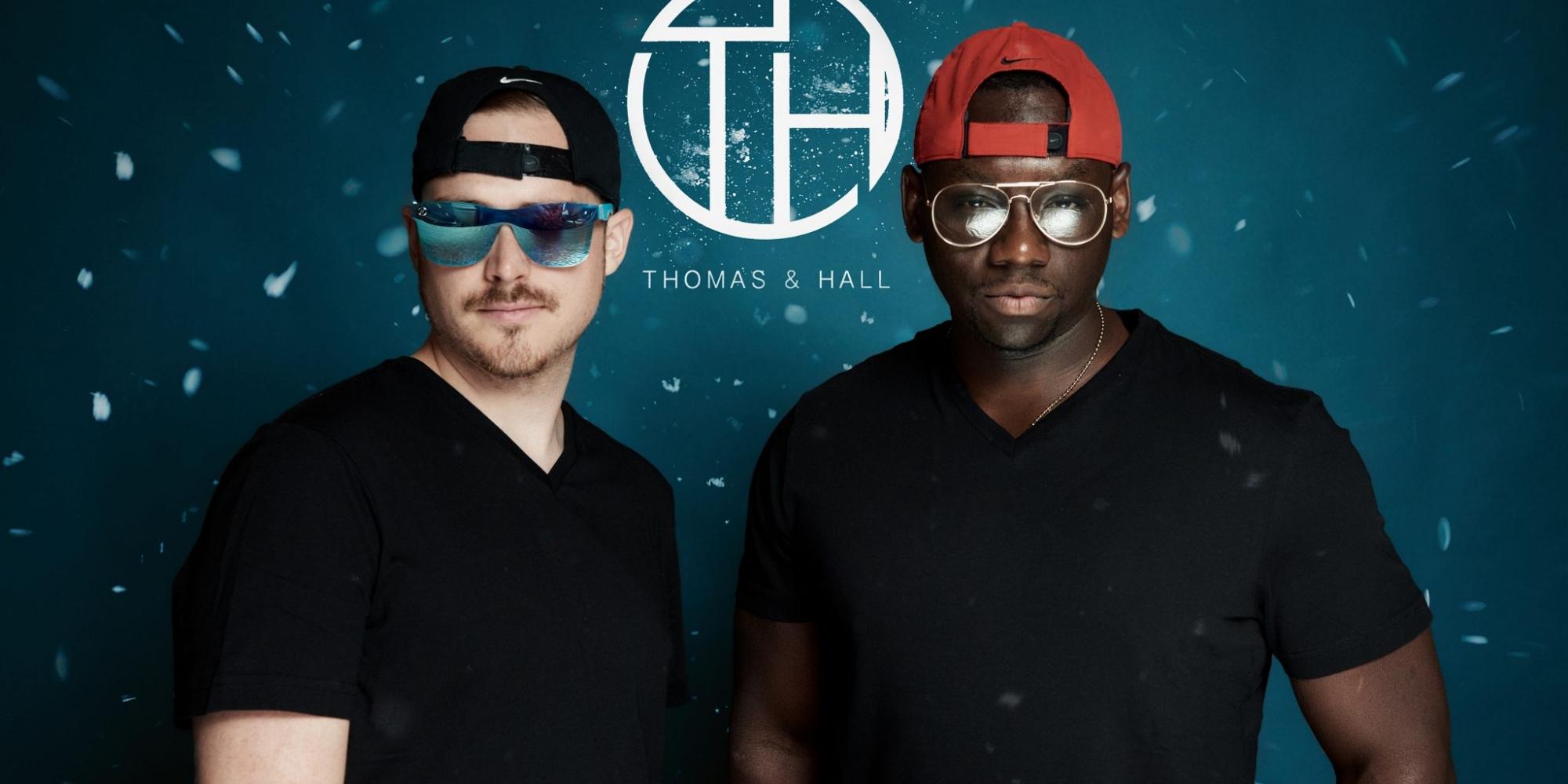 Thomas & Hall 11524